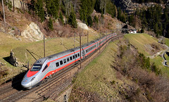 610 703-6 SBB/FS (vsoe) Tags: railroad panorama mountain train schweiz switzerland swiss engine railway sbb berge bahn ch zge gotthard wassen sbbcargo