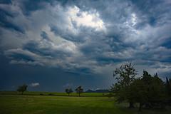 Unwetter (Sandsteiner) Tags: landschaft frhling elbsandsteingebirge unwetter sandsteiner