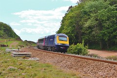 Great Western Railway 43086 - Dawlish Warren (South West Transport News) Tags: great railway western warren hst dawlish 43086