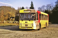 6 345 115B (brossel 8260) Tags: bus belgique brabant tec wallon