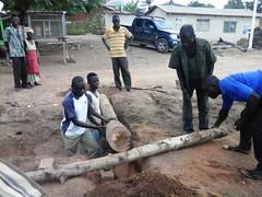 Waqare amal at Tabita before Commissioning of mosque (17) (Ahmadiyya Muslim Youth Ghana) Tags: new amal eastern region mosques youths ahmadi commissioned mka majlis ahmadiyya mkaer khuddamul waqare