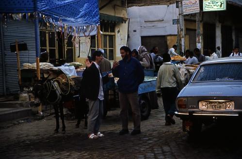 "Ägypten 1999 (075) Im Souk, Assuan • <a style=""font-size:0.8em;"" href=""http://www.flickr.com/photos/69570948@N04/27091845862/"" target=""_blank"">View on Flickr</a>"