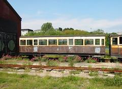 Vale of Rheidol Carriage 10 (R~P~M) Tags: uk greatbritain wales train coach carriage unitedkingdom cymru railway aberystwyth narrowgauge valeofrheidol