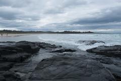 Splash on the rocks (zassle) Tags: ocean sky cloud beach rock landscape scenery coastal rockpools geolocation geocity exif:isospeed=800 exif:make=fujifilm camera:make=fujifilm geocountry geostate exif:focallength=185mm exif:aperture=13 exif:lens=xf18135mmf3556rlmoiswr camera:model=xpro2 exif:model=xpro2 geo:lon=15037768333333 geo:lat=35545216666667