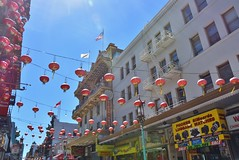 Chinatown lanterns (stevelamb007) Tags: sanfrancisco california urban nikon chinatown lanterns nikkor18200mm stevelamb d7200