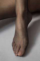 IMG_0939 (fishnet1966) Tags: black feet girl skinny foot legs tights pantyhose nylon