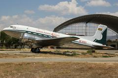CP-2421 | Douglas C-117D (DC-3S) | Lineas Aereas Canedo (cv880m) Tags: cochabamba jorgewilstermann bolivia cbb cp2421 douglas c117 dc3 dakota lineasaereascanedo propliner