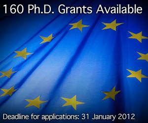 160 becas Ph.D. European University Institute