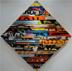 "POSE x REVOK colab for ""Whitewash"" at Known Gallery. (Ironlak) Tags: pose graffiti msk kc revok whitewash birdman ironlak knowngallery kcortiz ironlakusa birdmanphotography"