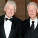 Prime Minister Wim Kok and President Bill Clinton
