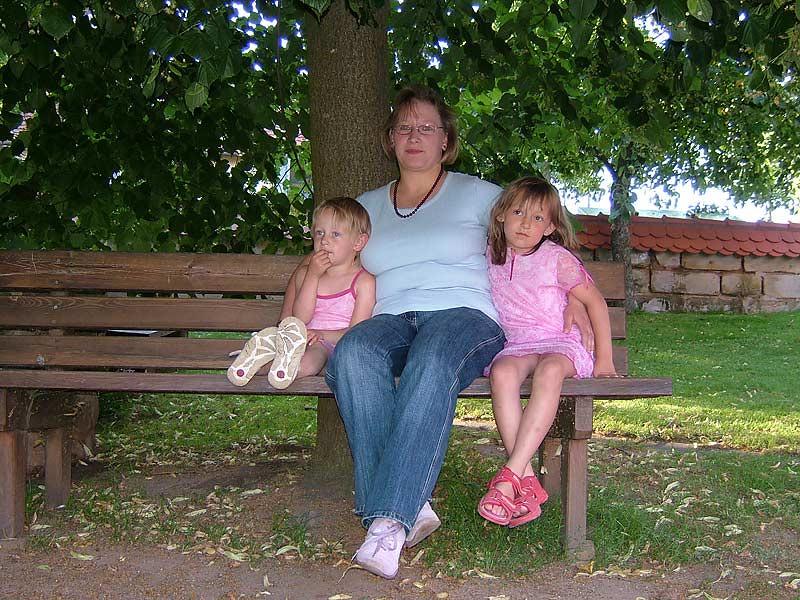 Kirschblütenhof - Wohlfühlen im Garten