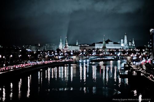 Москва, Moscow