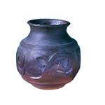 "<b>Open Jar</b><br/> Frans Wildenhain (1905-1980) ""Open Jar"" Stoneware, ca. 1947 LFAC #883<a href=""http://farm8.static.flickr.com/7162/6438692803_e373f0b761_o.jpg"" title=""High res"">∝</a>"