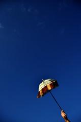 (Decrepit Telephone) Tags: sky selfportrait clouds self vintage antique victorian silk fringe sunshade parasol fringed 1850s defocus midvictorian butthatsokayiguess carriageparasol itsalittlelateinitsflickrdebut imextremelyproudofhowthisprojectturnedout anditleavesmeanxioustodomore soivegotanotherprojectlineduptostartwithinthenextmonthortwo ivealreadygotallthematerialsforitsaveforonetoolthatineedtoget buticanseehowthisprocesscangetaddictiveveryquickly becauseitsprettyrewarding anddonecorrectlyispreservingapieceoffashionhistory sowhatcouldbebetter