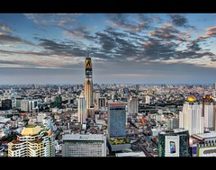 Top Vision | Baiyoke Tower II | Bangkok