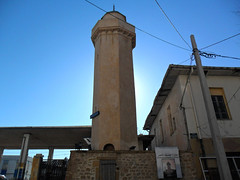minaret ottoman (habib kaki 2) Tags: place algerie mosqué bologhine اثري حنفي skender منارة médéa بلدية المدية اسكندر فضيل fodhil اتلجزائر