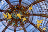 Christmas stars (A.G. Photographe) Tags: christmas paris france store nikon lafayette magasin noel galerie ag nikkor français hdr parisian anto photographe xiii parisien 2470mm28 d700 antoxiii hdr7raw agphotographe