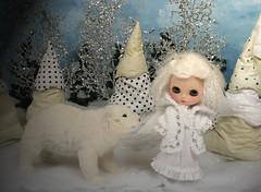*snow angel*