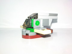 Day 5 (Jeroen_K) Tags: star 1 advent calendar lego boba wars slave fett 7958