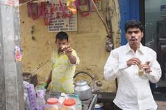 (Luqman Marzuki) Tags: india chai newdelhi paharganj ramnagar x100 teastall 23mm mantosz