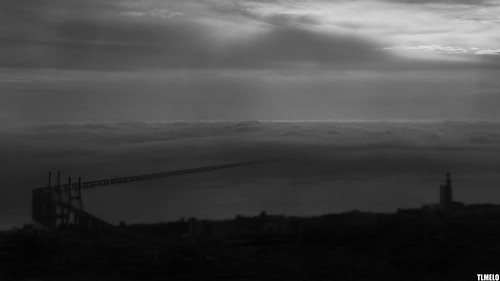 """Way to heaven"" - Vasco da Gama Bridge - Rio Tejo - Lisboa - Portugal"