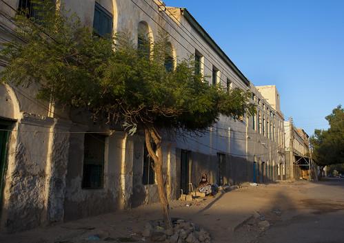 Old Berbera quarter - Somaliland