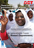 Act against corruption. Promote women's empowerment