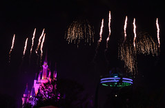 Fireworks Friday (PreludeVTEC01) Tags: world holiday castle night evening nikon fireworks magic kingdom disney ii wishes cinderella nikkor wdw waltdisneyworld friday walt tomorrowland mk magickingdom vr cinderellascastle cinderellas cinderellacastle 18200mm f3556g holidaywishes eveningnight d7000 nikond7000 fridayfireworks nikonnikkor18200mmf3556gvrii