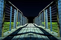 The Path I (tobyharriman) Tags: california lighting longexposure nightphotography night docks landscape photography pov path brisbane walkway bayarea posts hdr oysterpoint exposures sierrapoint 2011 1740mmf4l brisbanemarina canon7d sierrapointyachtclub tobyharriman
