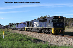 2 November 2011 8258 C504 C509 8234 Ben Bullen (RailWA) Tags: ben nsw bullen c509 8234 8258 railwa c504 philmelling