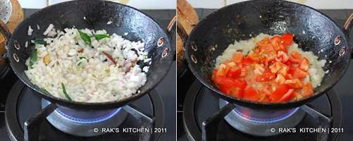 Gobi masala restaurant style step 1
