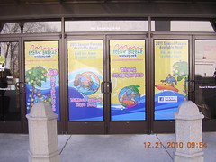 Glassmax - Mall Doors (AMI Graphics) Tags: windowsignage