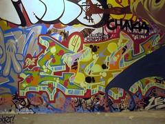 Eight, Los Angeles, 2011 (KET ONE) Tags: graffiti dream charlie porn frame moca eight chaka dtk mear
