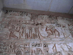 Temple Medinet Habu (Horus3) Tags: medinethabu