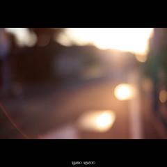 Sunset on December 18, 2011 (Takahiro Yamamoto (2nd account)) Tags: sunset cosina  nokton voigtlnder 25mm f095
