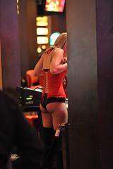 DSC_1042 (Peelu Figworth) Tags: las vegas girls dancers go models bikini promotional skirts strippers