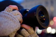 Light Tamer (nicola.albertini) Tags: camera people portraits reflections hands nikon photographer tokina persone gloves ritratti d90 project365 d7000