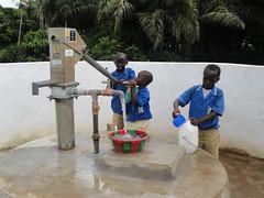 pumping tippy tap
