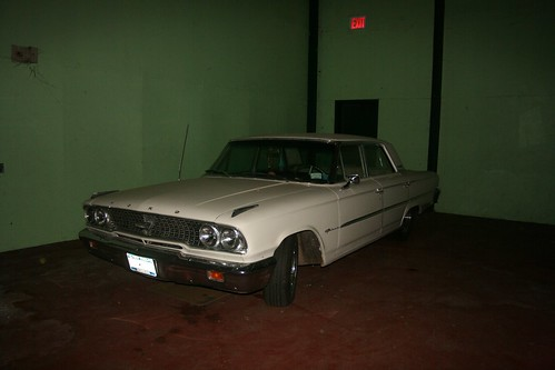 I'm more at home in my Galaxie