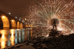 ({ tcb }) Tags: rocks fireworks minneapolis mpls tcb stonearchbridge saintanthonymain