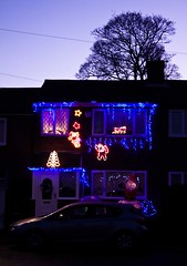 Heaven in Suburbia (NorthernImager) Tags: view decorative yorkshire interest ilobsterit