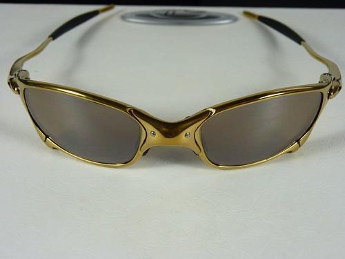 oakley juliet 24k gold