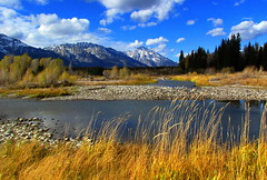Grand Teton National Park (udbluehens) Tags: grandtetonnationalpark mtmoran schwabacherslanding grandtetonpool grandtetonfallcolors