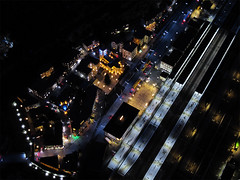 Miniaturwunderland Hamburg - Switzerland (.patrick.) Tags: city light night dark schweiz switzerland licht town miniature model nacht hamburg illumination stadt modell dunkel beleuchtung miwula miniaturwunderland miniatur brichur