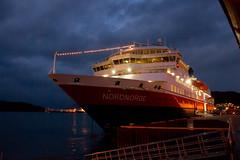 MS Nordnorge (AdamKR) Tags: christmas uk cruise norway circle sony north arctic alpha dslr nordnorge hurtigruten 2011 a550