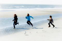 2 x 3 = 6 (Explored!) (LKungJr) Tags: playing beach birds kids fun tag running loveit explore heartsaward