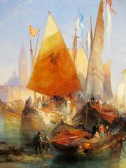 The Grand Canal, Venice (1899) Thomas Moran