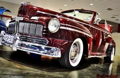 Houston Auto Rama (ilandman4evr) Tags: reflection classic mercury chrome custom autorama houstonautorama d7000 ilandman4evr