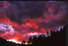 Sunset (akortrey) Tags: sunset film 35mm canon 50mm colorado ae1 f14 velvia fujifilm 50 canoscan ssc fd rvp 9000f