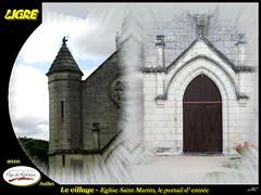 20100715-Ligré_026 (michel.cansse) Tags: france centre richelieu indreetloire paysdeloire glise ligré